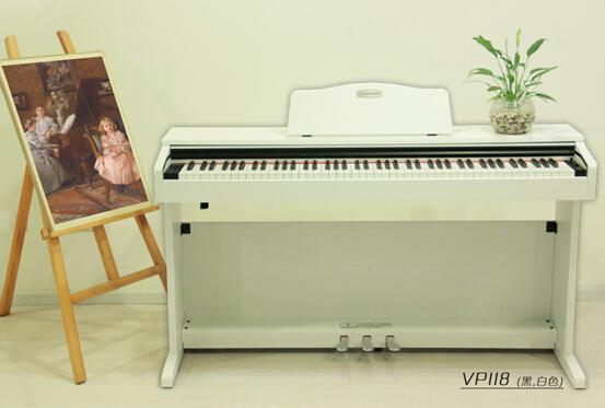 珠江·艾末森VP118数码钢琴